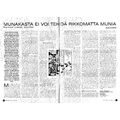 SI89 Munakasta ei voi tehdä rikkomatta munia - Paul Auster kuvakielen labyrintissä