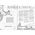 SI91 Rodolphe Töpffer - sarjakuvan kantaisä