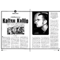 SI94 Apinasta artistiksi - Lähikuvassa Kaltsu Kallio
