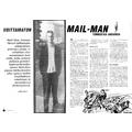 SI94 Voittamaton Mail-Man tunnustaa ansionsa