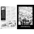 SI96 Joe Sacco hakee sarjakuvajournalismilla vaihtoehtoista näkökulmaan uutisiin