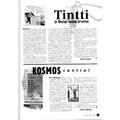 SI96 Tintti ja Mustan lesken arvoitus / Kosmos control