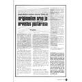 SI97 Jaana Suorsa vastaan Simeoni Sainio eli originaalien arvo ja arvostus puntarissa
