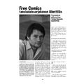 SI143 - Free Comics tanskalaissarjakuvan lähettiläs