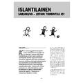 SI143 - Islantilainen sarjakuva - jotain toimintaa jo!