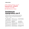 SI149 Typografia