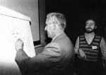 Guy Mouminoux ja Timo Reenpää