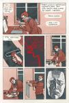 Näyte Memento mori -sarjakuvasta (2016–17)
