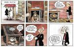 Puupäähattu ja sarjakuvaneuvokset 2018